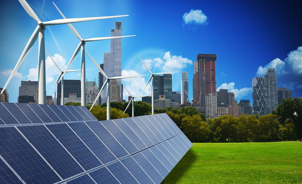 Global Renewable Energy Sources and Solar Energy
