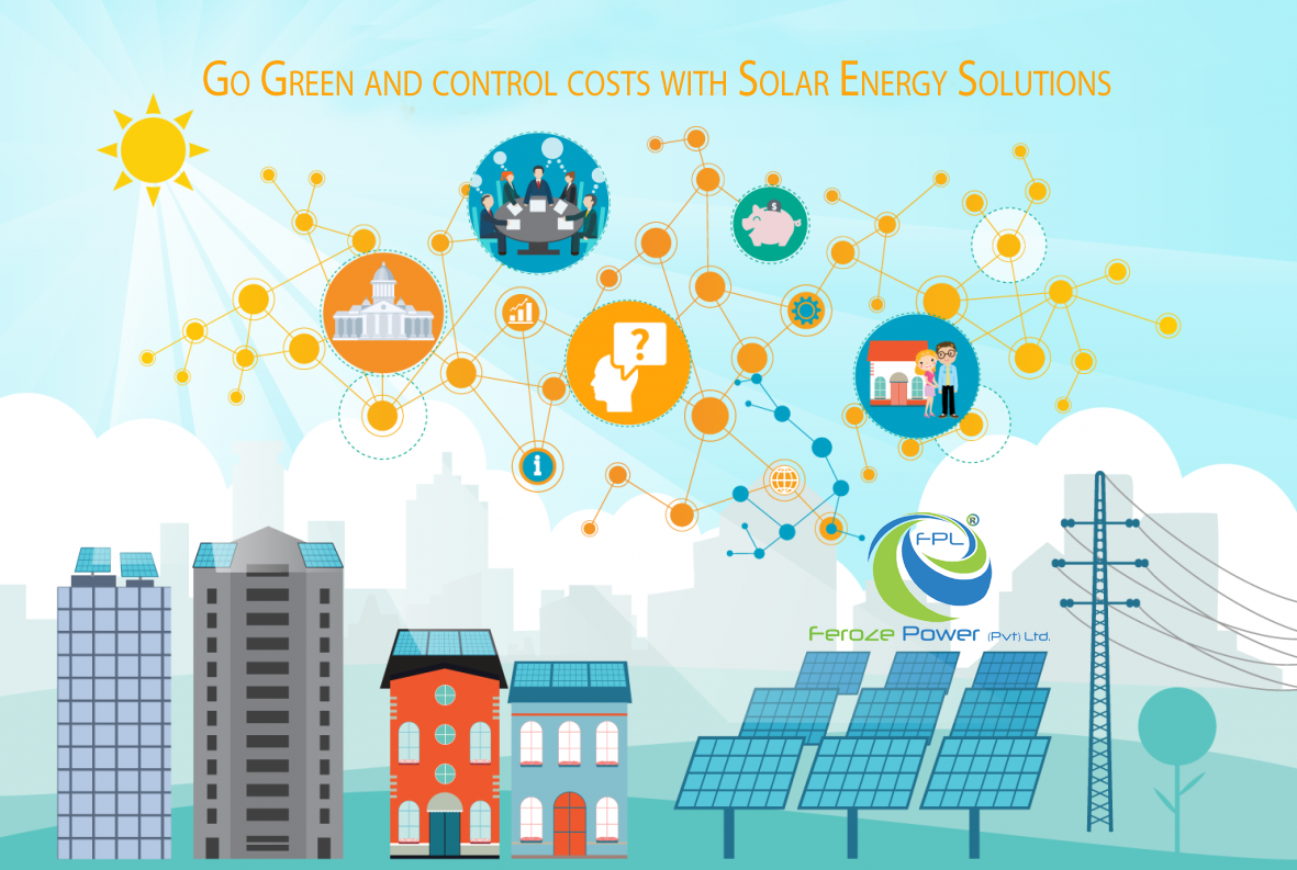 #GoGreen and control costs with #SolarEnergy solutions