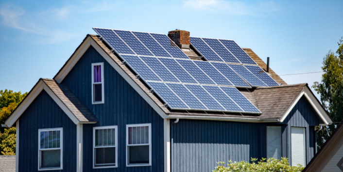Solar energy panels can your home use them