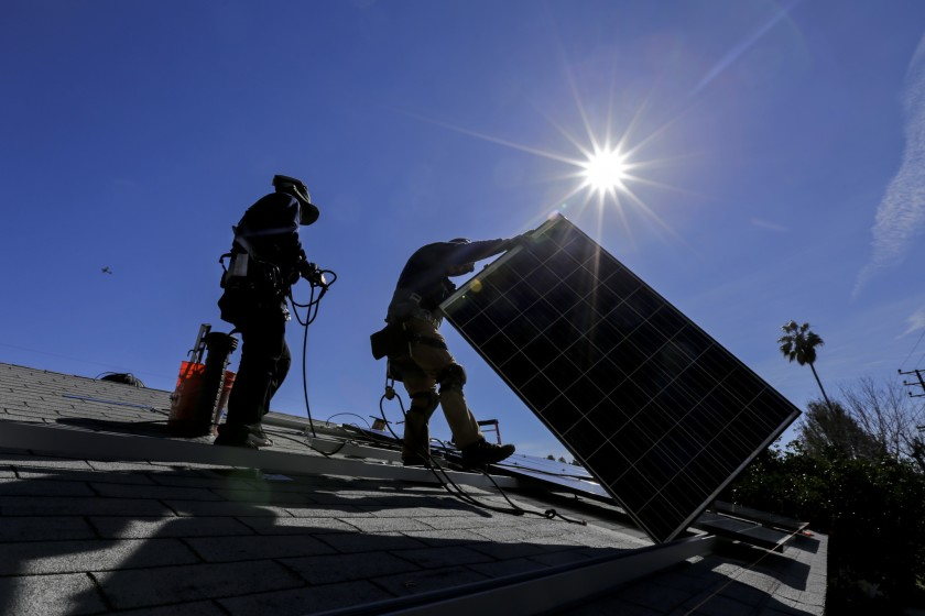 Summer is coming and solar is the way to go