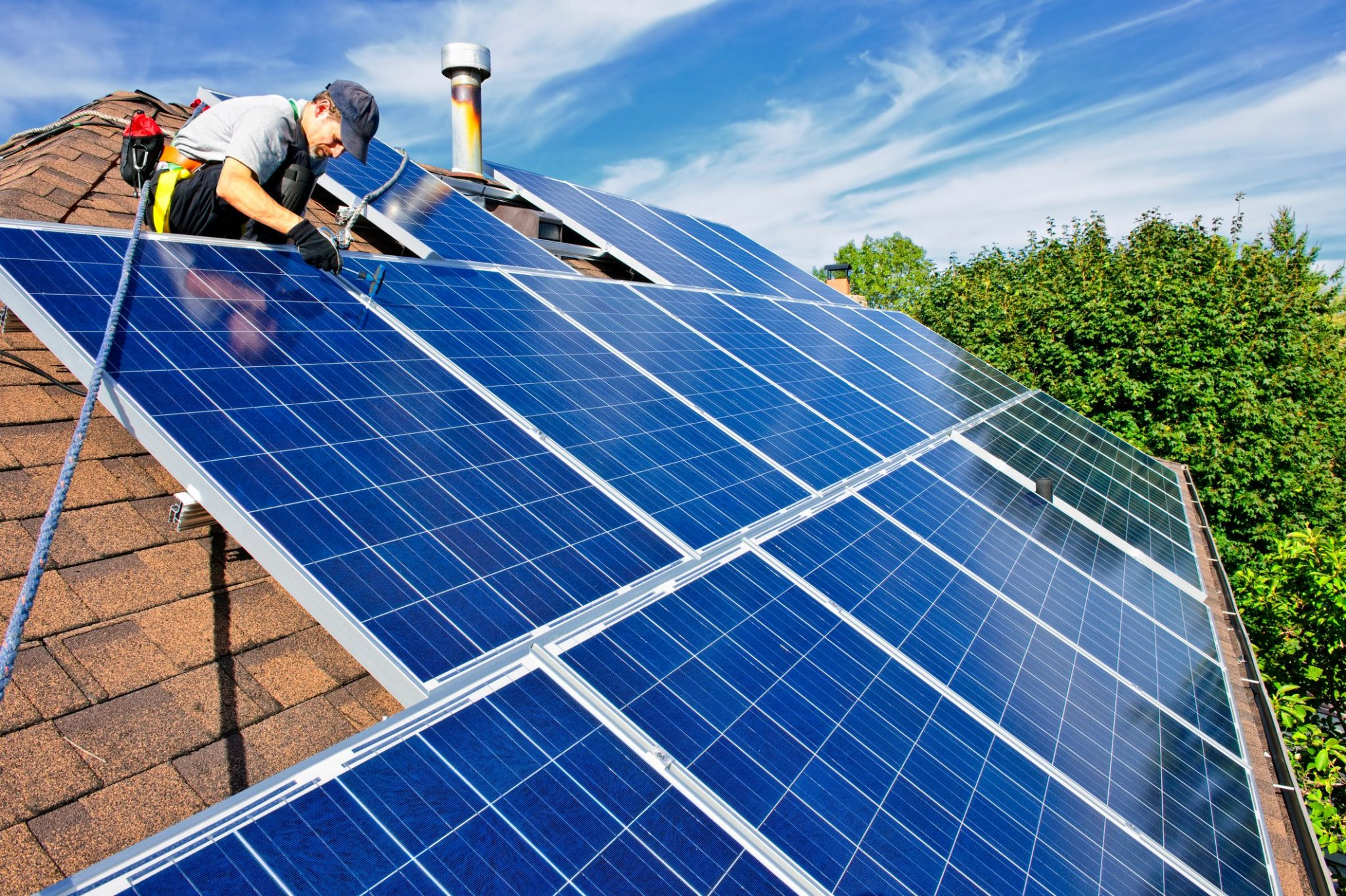 Advantages of Rooftop Solar Systems