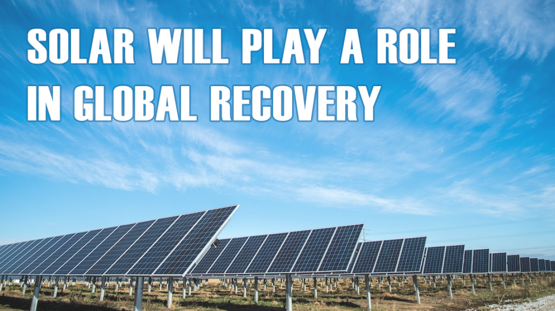 #Solar Will Play a Major Role in Recovering from Both #Health and #Climate Crises