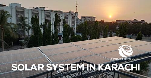 Solar System in Karachi