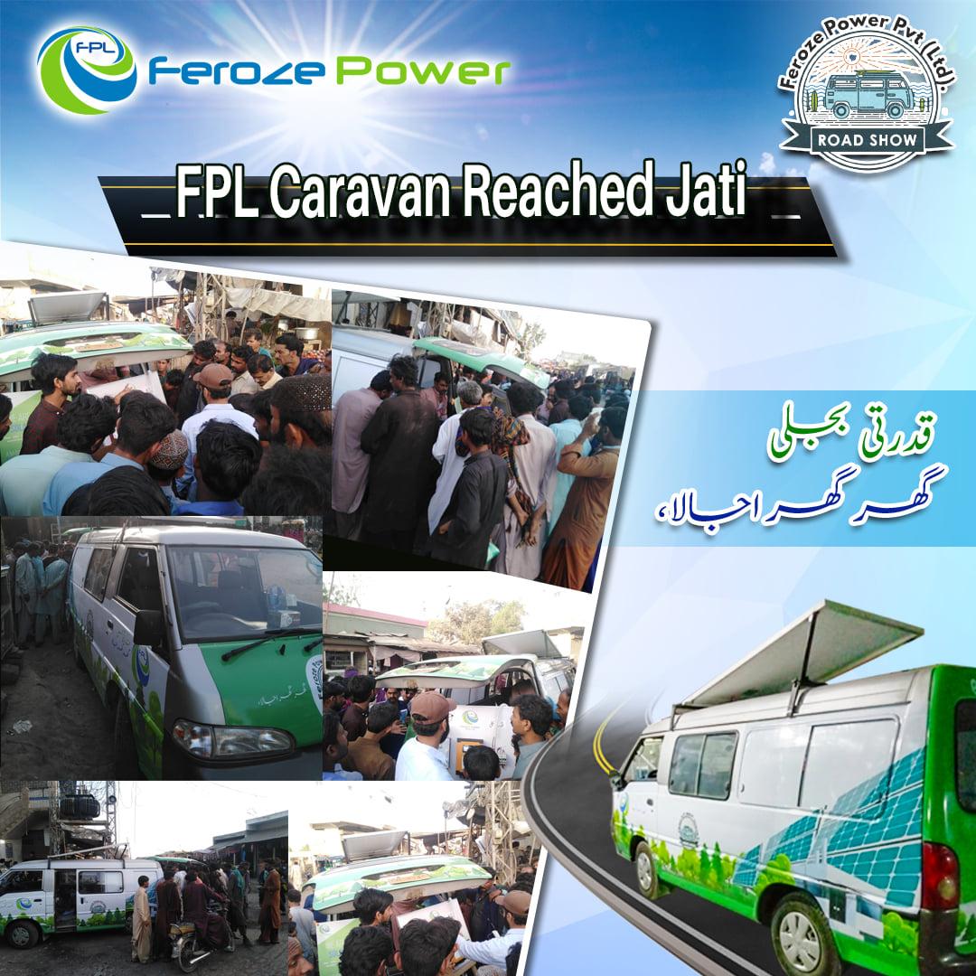 FPL Roadshow Jati
