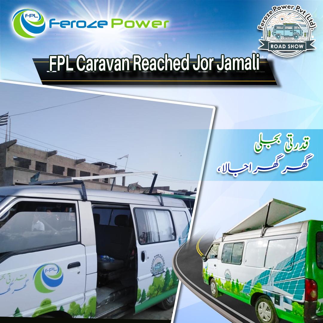 FPL Roadshow Jor Jamali