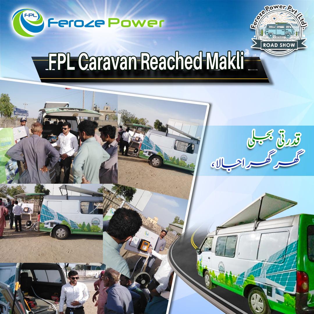 FPL Roadshow Makli