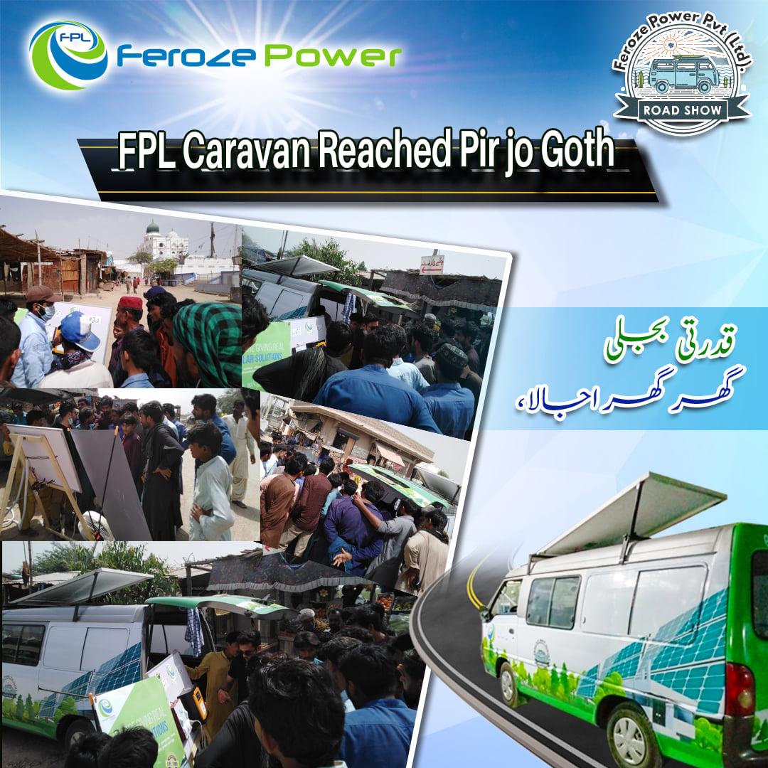 FPL Roadshow Pir jo Goth
